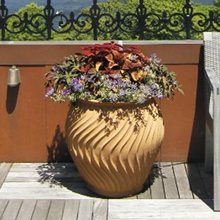 Shimmer Planters