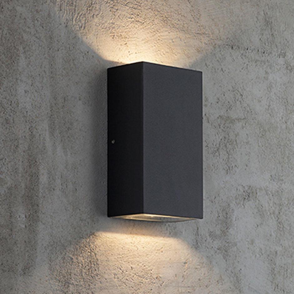 Rold Block Wall Light
