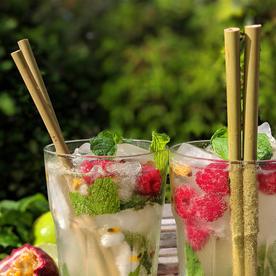 Bam Bam Reusable Bamboo Straws