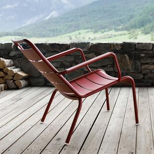 Luxembourg Low Armchairs