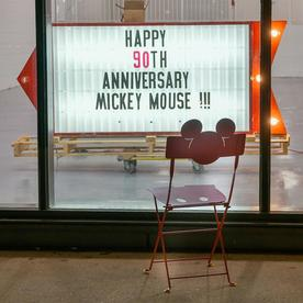 Mickey Mouse Bistro Chair for Children