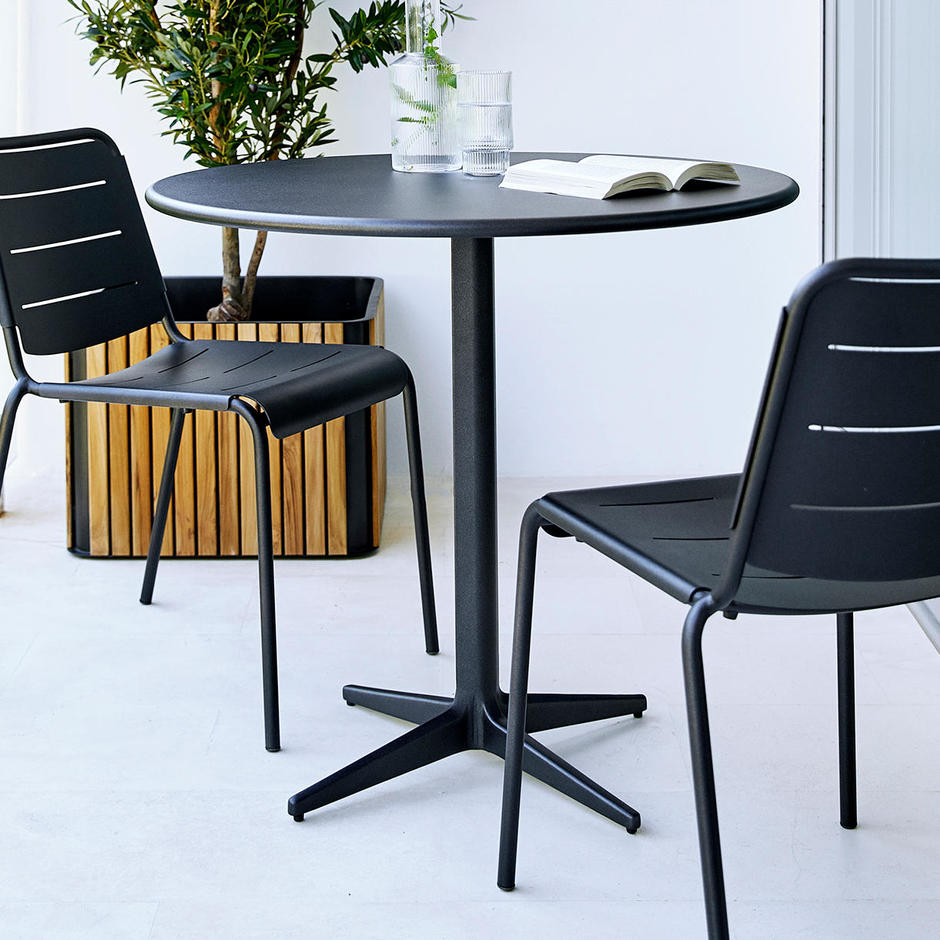 Drop Round Cafe Tables