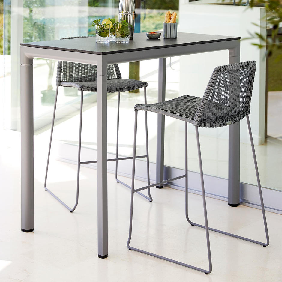 Drop Bar Table Bases