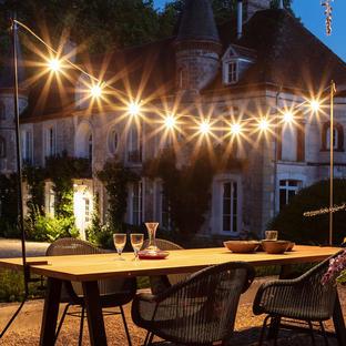 Light My Table Festoon Lights