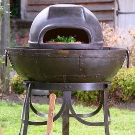 Kadai Wood-Fired Pizza Oven