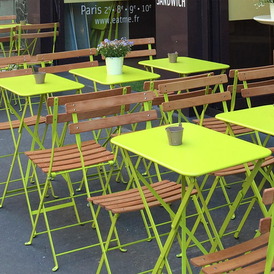 Bistro 37x57 Table