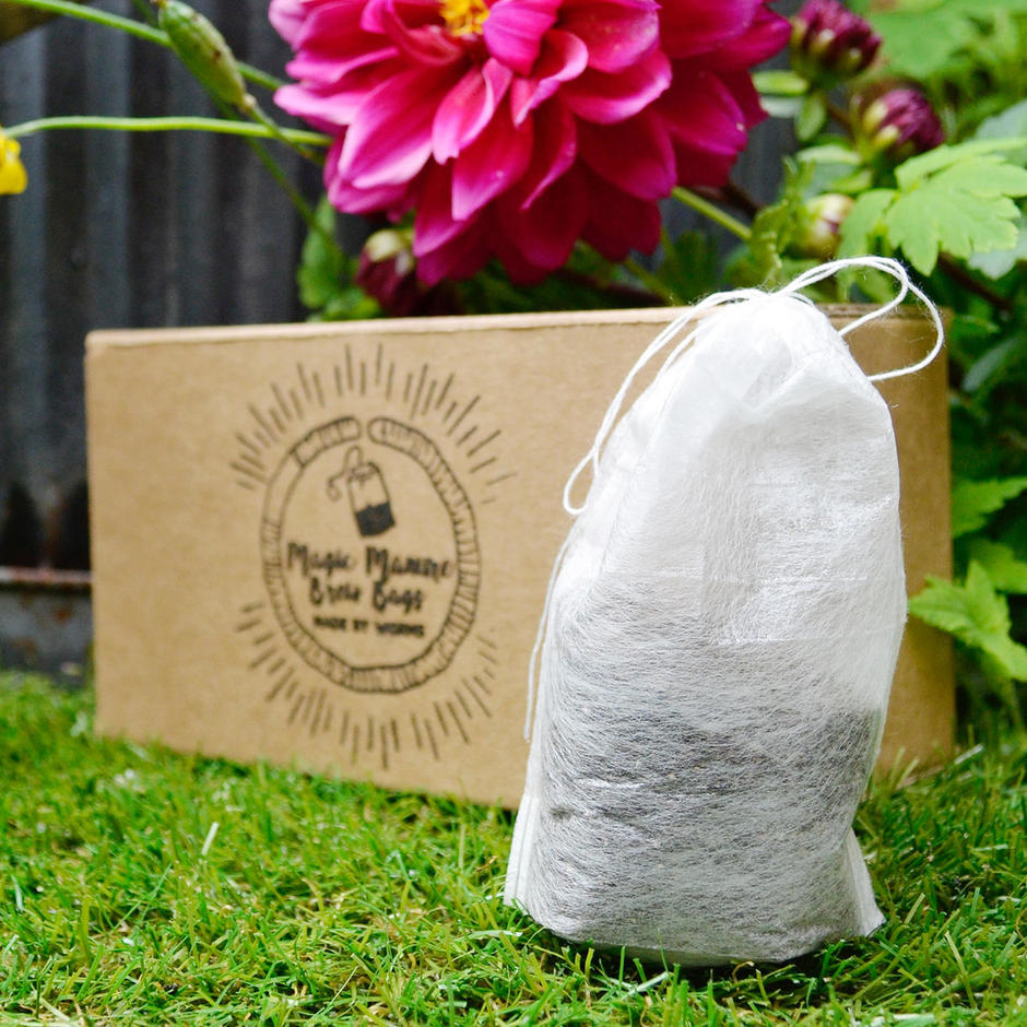 Magic Manure Brew Bags