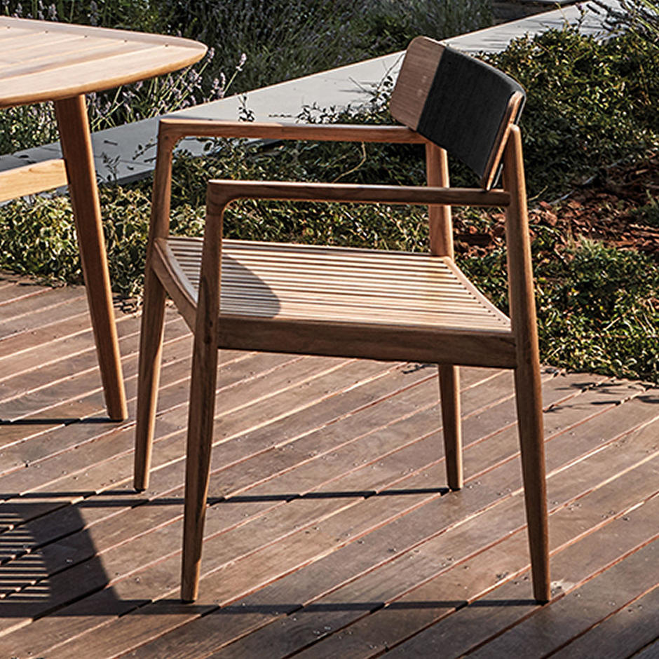 Archi Outdoor Dining Chair