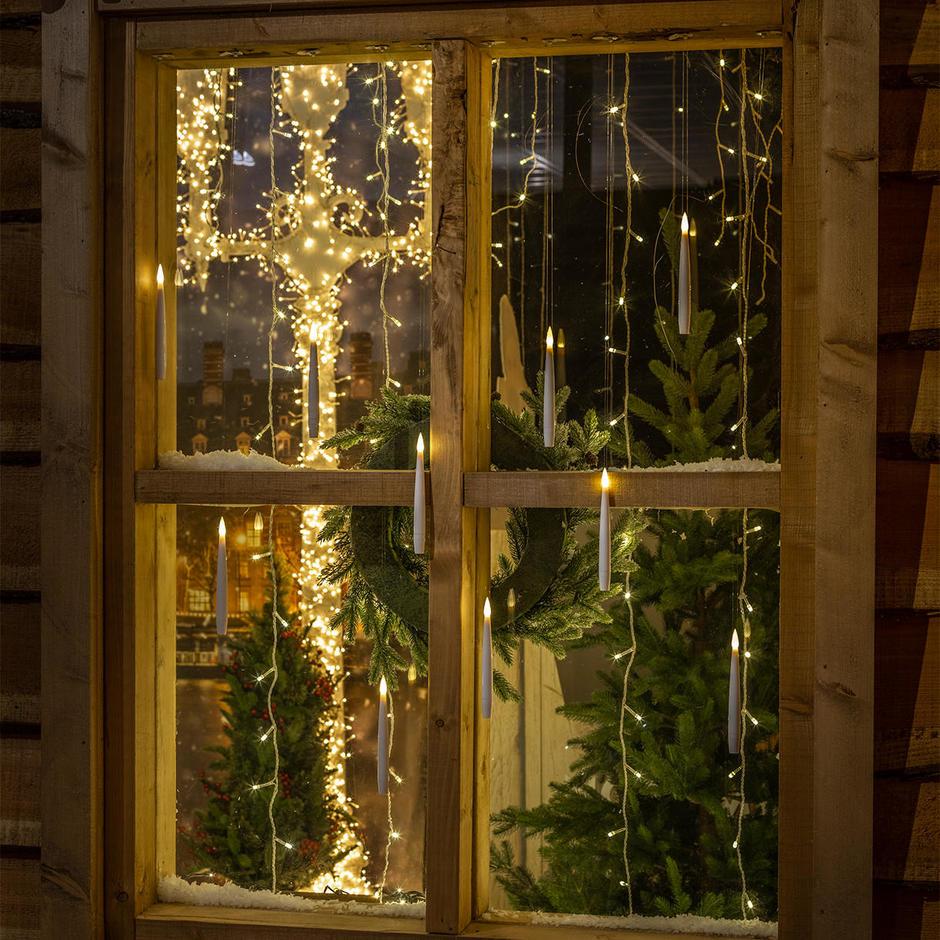 Hanging Magic Candle Tree Lights