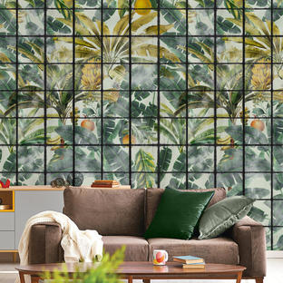 Orangerie Feature Wallcovering