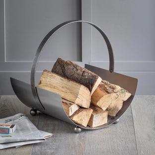 Steel Arc Log Carrier
