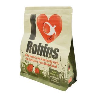 I Love Robin Bird Food