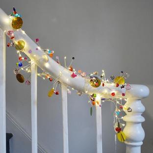 Bohemian Folklore String Light