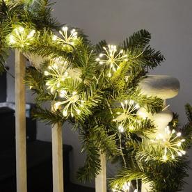 Starburst Sparkler LED String Lights