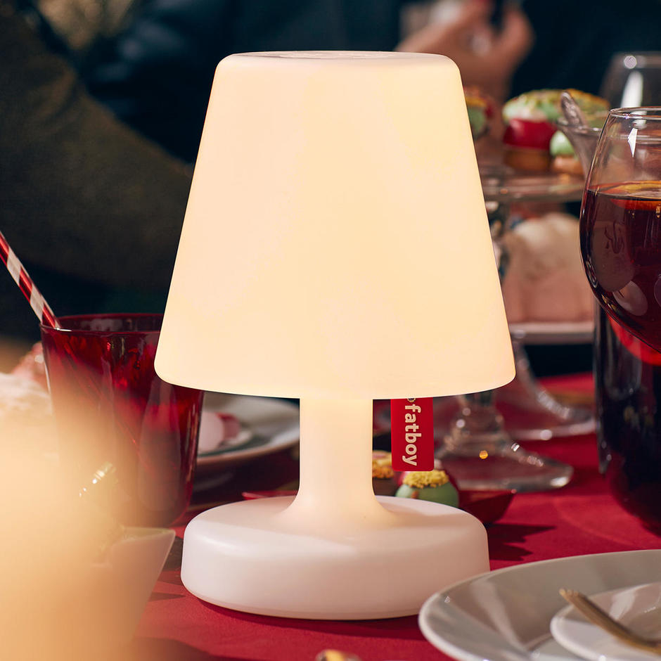 Edison Outdoor Table Lamp