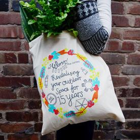 Anniversary Tote Bag
