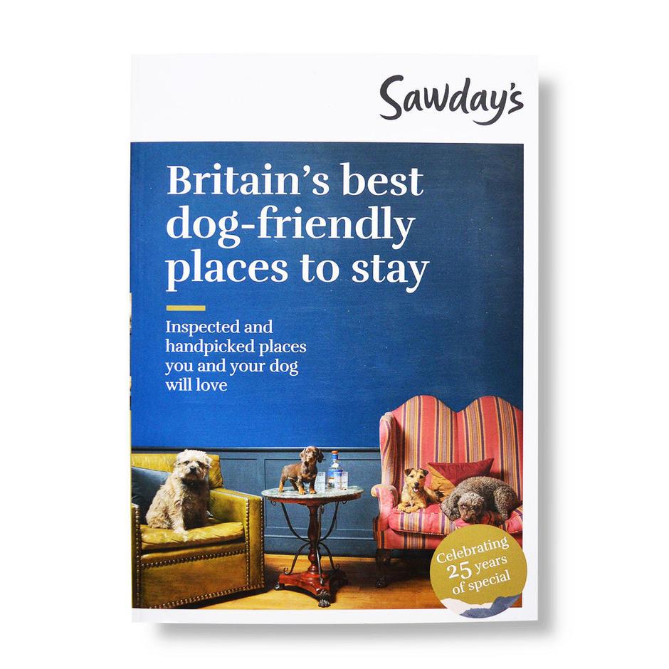 Sawday's Dog Friendly Breaks in Britain