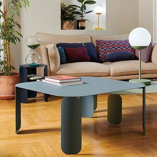 Bebop Square Table - 42cm high