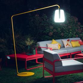 Large Offset Balad Lamp Stand