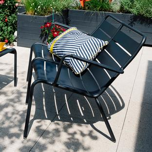 Luxembourg Low Duo Armchair