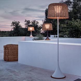 Ambient Mesh Floor Lamp