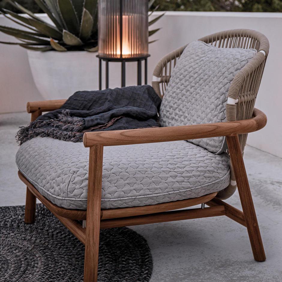 Fern Low Back Lounge Chair