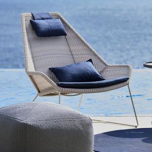 Breeze Highback Lounge Chairs