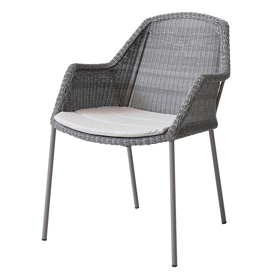 Cushions for Breeze Outdoor Stacking Dining Chairs