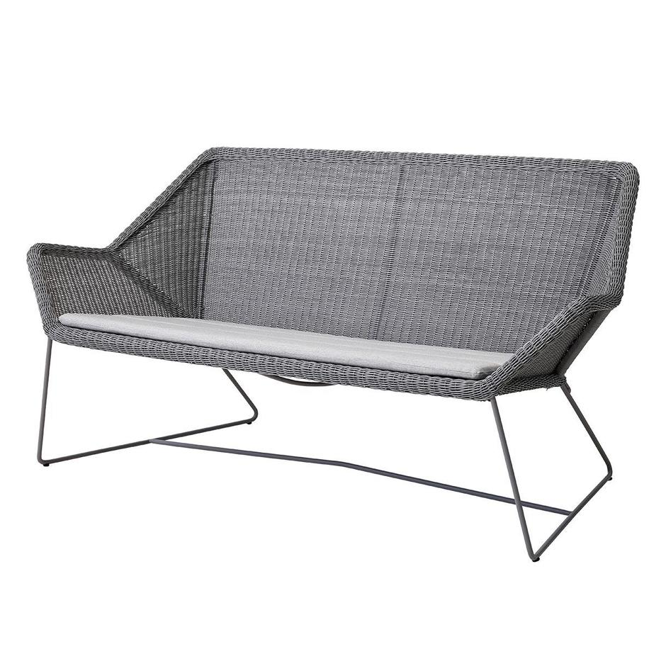 Cushions for Breeze Outdoor Lounge 2 Seat Sofa