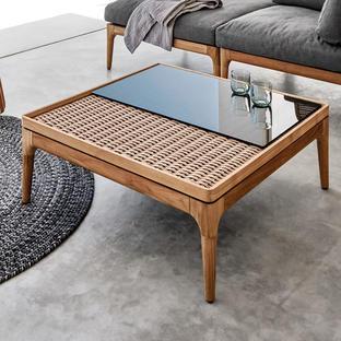 Lima Coffee Table - Optional Glass Table Top