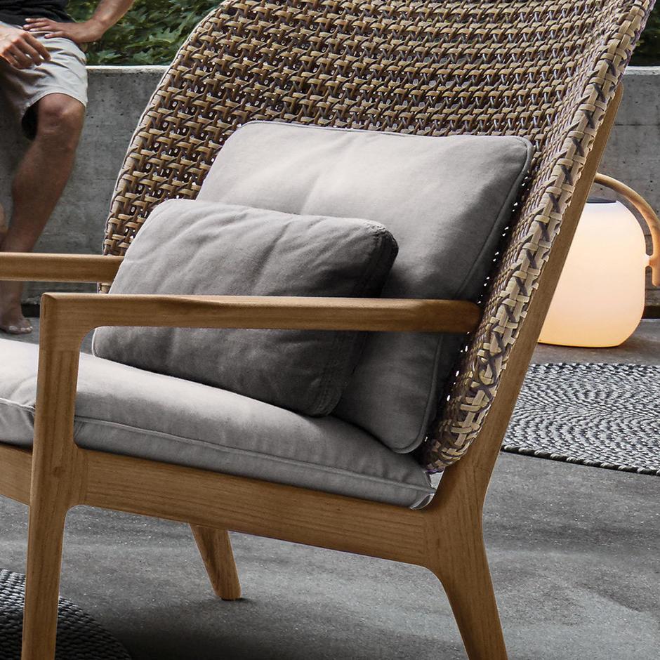 Kay Lounge Chair Back Cushion