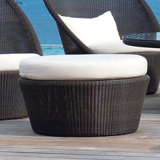 Kingston Woven Large Footstool