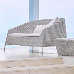 Kingston Woven Lounge Sofa