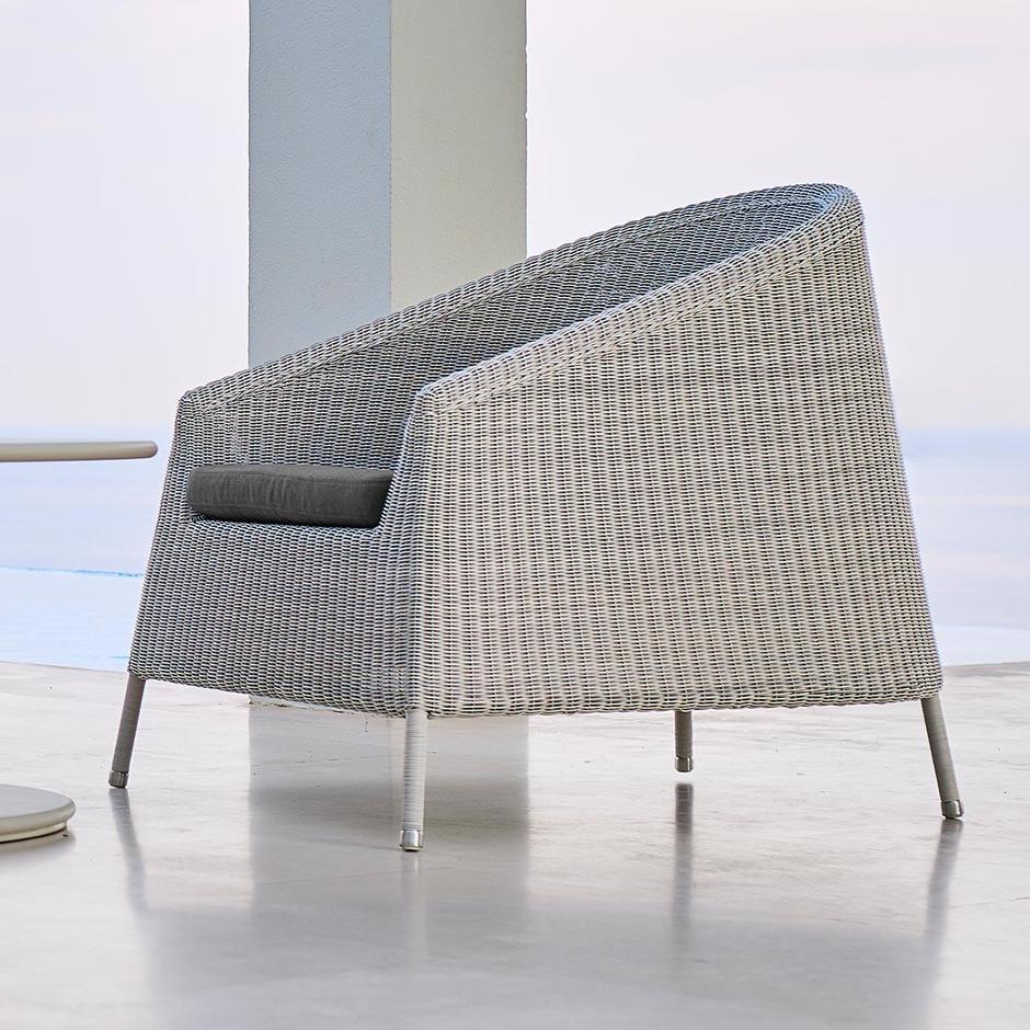 Kingston Woven Lounge Chair