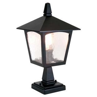 York Outdoor Pedestal Lantern