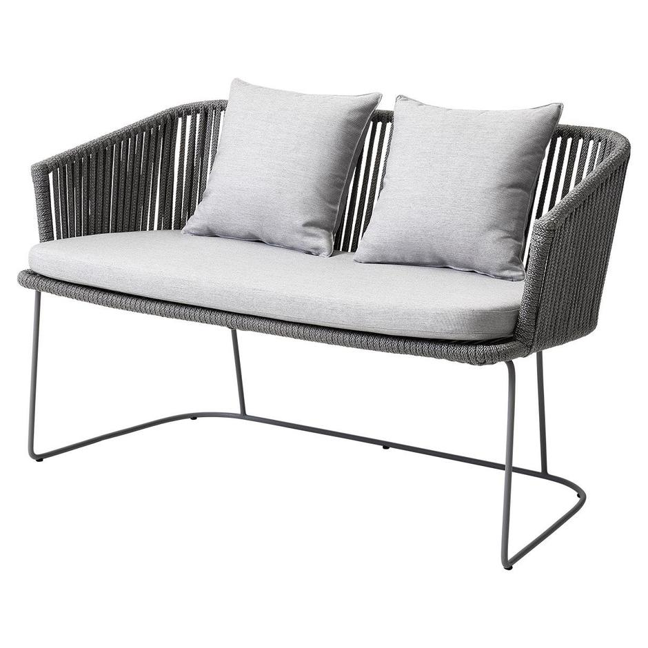 Moments Outdoor Dining Bench Cushions