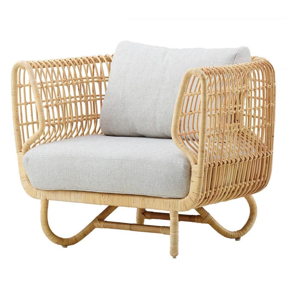 Nest Indoor Club Chair Cushion Set