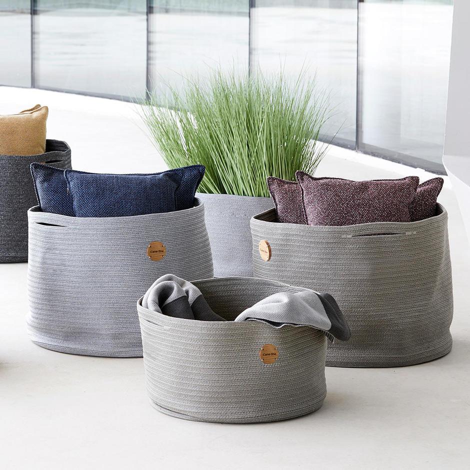 Soft Rope Baskets