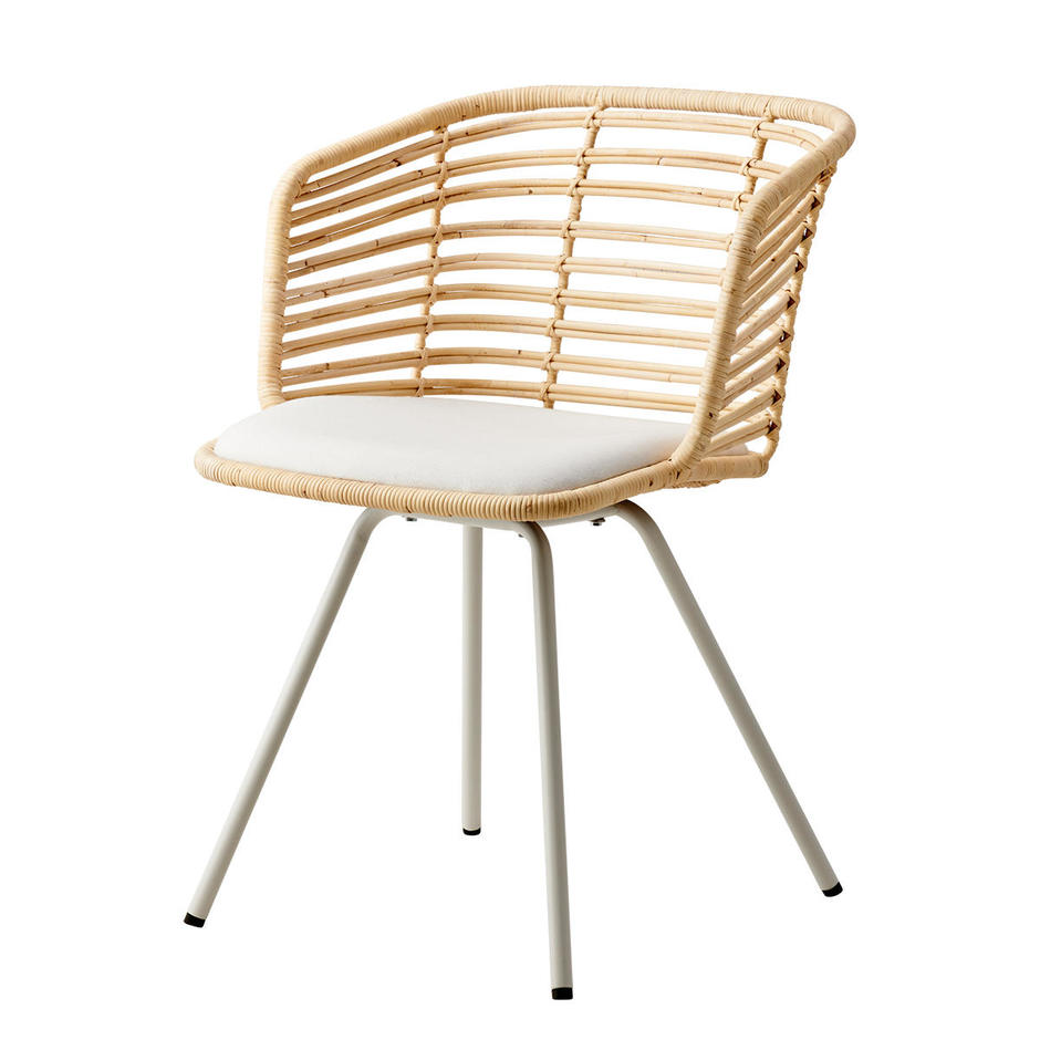 Spin Indoor Rattan Chair Cushion