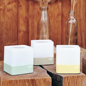 Cuub - Set of 3 Tealight Holders
