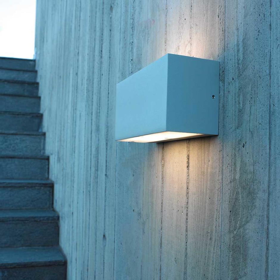 Asker Up/Down Outdoor Wall Lights
