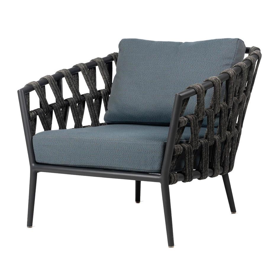 Leo Lounge Chair Seat and Back Cushion