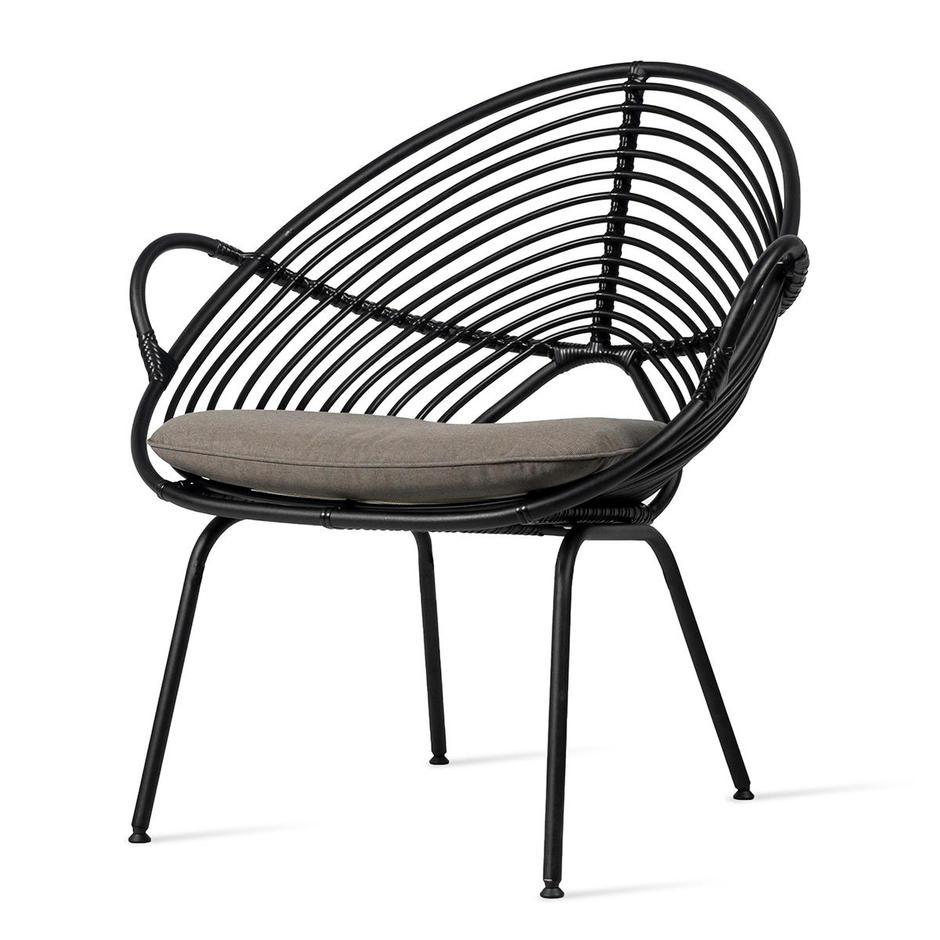 Rocco Lazy Chair Seat Cushion