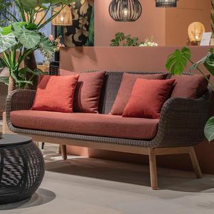 Anton Outdoor Lounge Sofa