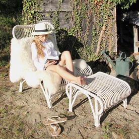 Lucy Outdoor Footrest