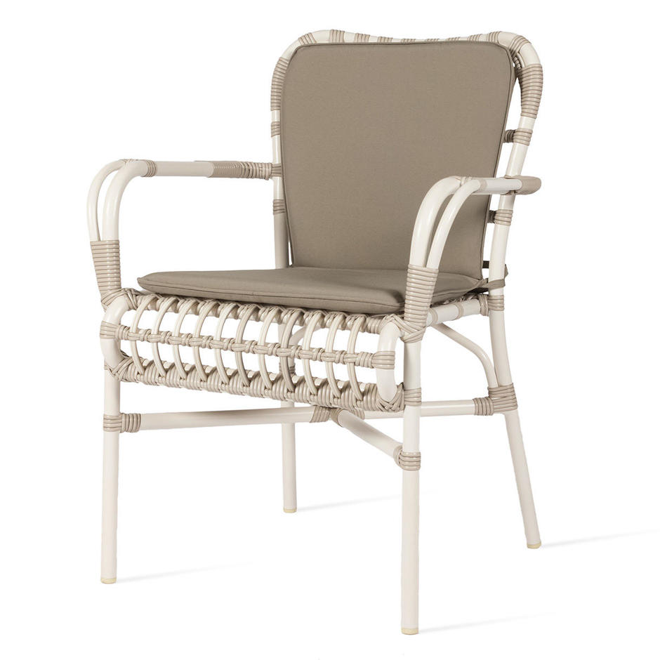 Lucy Dining Chairs Seat and Back Cushion