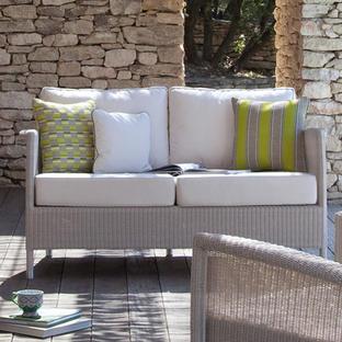 Safi Outdoor Lounge 2 Seater Sofa