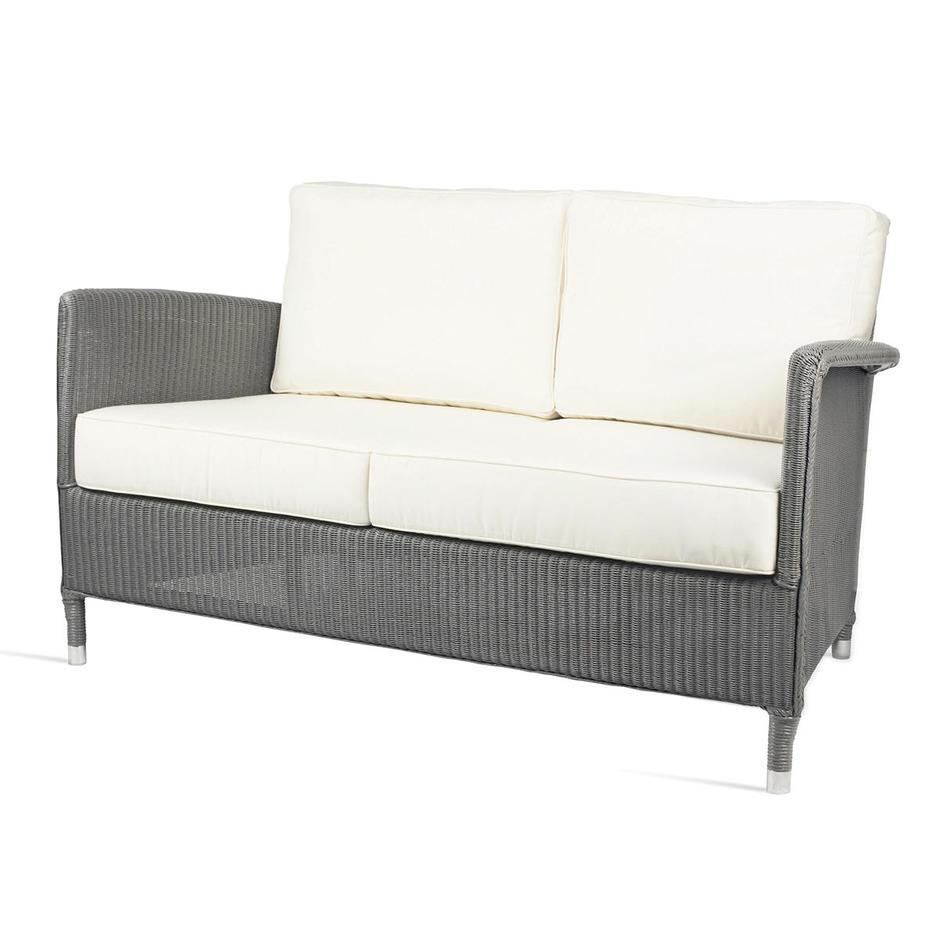 Dovile 2 Seat Sofa Seat and Back Cushions