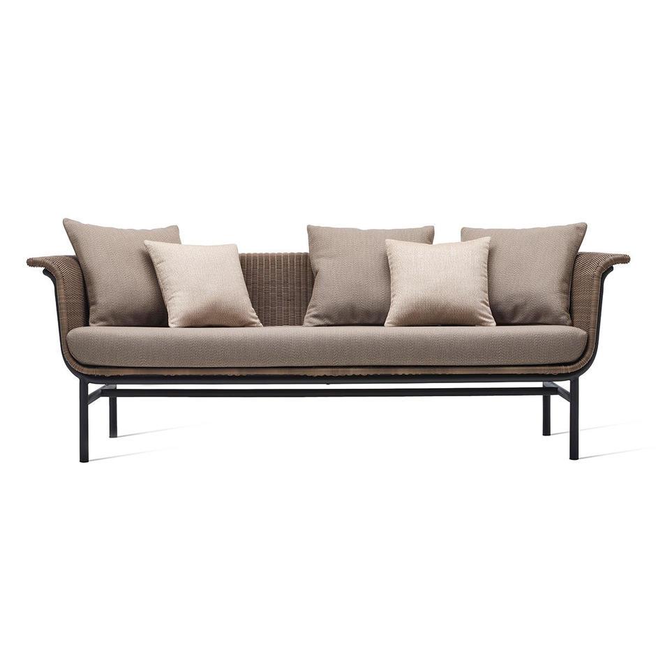 Wicked Garden Sofa Seat Cushion