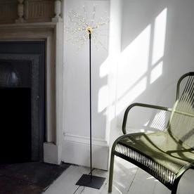 Allium Mains Floor Light